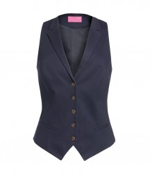 Image 2 of Brook Taverner Ladies Charlotte Chino Waistcoat