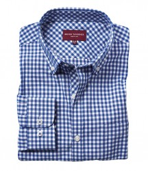 Image 2 of Brook Taverner Montana Gingham Long Sleeve Shirt