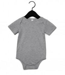 Image 2 of Bella Baby Jersey Short Sleeve Bodysuit