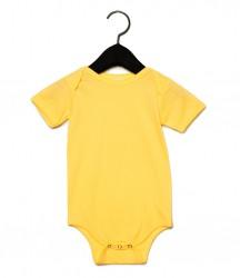 Image 13 of Bella Baby Jersey Short Sleeve Bodysuit