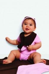 Bella Baby Rib Reversible Beanie image