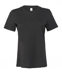 Image 9 of Bella Ladies Relaxed Jersey T-Shirt