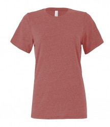 Image 13 of Bella Ladies Relaxed Jersey T-Shirt