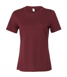 Image 2 of Bella Ladies Relaxed Jersey T-Shirt