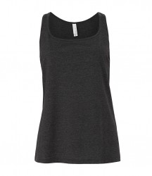 Image 3 of Bella Ladies Relaxed Jersey Tank Top