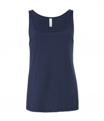 Image 4 of Bella Ladies Relaxed Jersey Tank Top