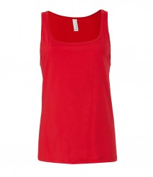 Image 5 of Bella Ladies Relaxed Jersey Tank Top