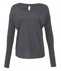 Image 3 of Bella Flowy 2x1 Long Sleeve T-Shirt