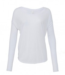 Image 4 of Bella Flowy 2x1 Long Sleeve T-Shirt