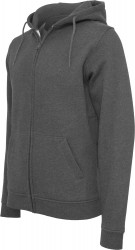 Image 3 of Heavy zip hoodie