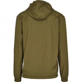 Image 3 of Basic pullover jacket