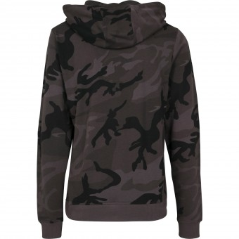 Image 1 of Camo hoodie