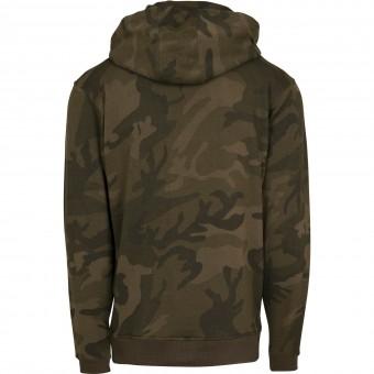 Image 2 of Camo hoodie