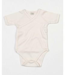 Image 2 of BabyBugz Organic Short Sleeve Bodysuit