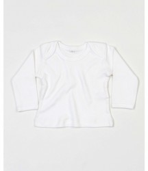 Image 2 of BabyBugz Organic Envelope Long Sleeve T-Shirt