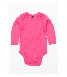 Image 5 of BabyBugz Baby Organic Long Sleeve Bodysuit
