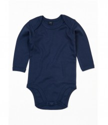 Image 3 of BabyBugz Baby Organic Long Sleeve Bodysuit