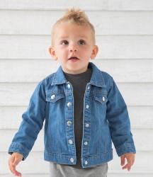Image 1 of BabyBugz Baby Rocks Denim Jacket