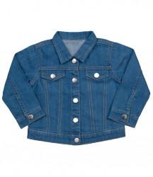 Image 2 of BabyBugz Baby Rocks Denim Jacket