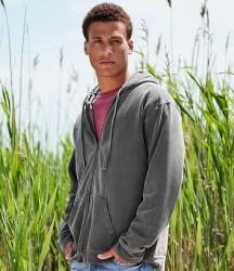 Comfort Colors Full Zip Hooded Sweatshirt image