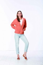 Comfort Colors Ladies Zip Hooded Sweatshirt image