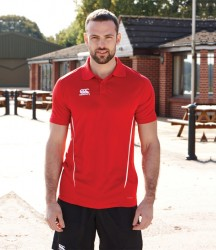 Canterbury Team Dry Polo Shirt image