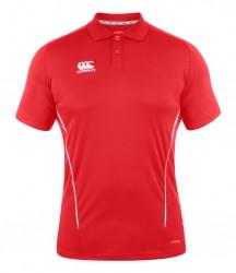 Image 4 of Canterbury Team Dry Polo Shirt