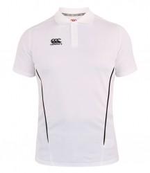 Image 6 of Canterbury Team Dry Polo Shirt