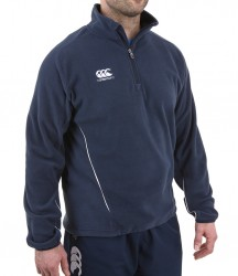 Canterbury Team Zip Neck Micro Fleece image