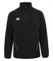 Image 2 of Canterbury Team Zip Neck Micro Fleece