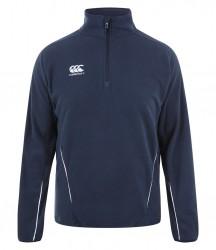 Image 3 of Canterbury Team Zip Neck Micro Fleece