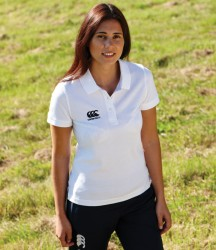 Canterbury Ladies Waimak Piqué Polo Shirt image
