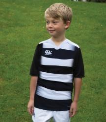 Canterbury Kids Challenge Hooped Jersey image
