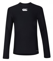 Image 2 of Canterbury Kids ThermoReg Long Sleeve Base Layer