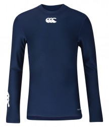 Image 3 of Canterbury Kids ThermoReg Long Sleeve Base Layer
