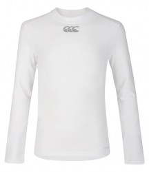 Image 4 of Canterbury Kids ThermoReg Long Sleeve Base Layer
