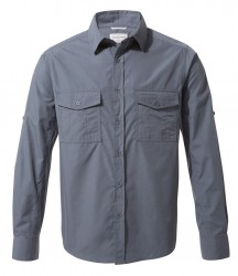 Image 3 of Craghoppers Kiwi Long Sleeve Shirt