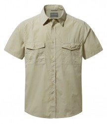 Image 3 of Craghoppers Kiwi Short Sleeve Shirt