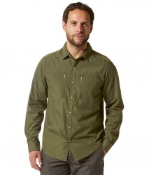 Image 1 of Craghoppers Kiwi Boulder Long Sleeve Shirt