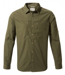 Image 2 of Craghoppers Kiwi Boulder Long Sleeve Shirt