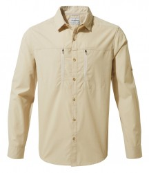 Image 3 of Craghoppers Kiwi Boulder Long Sleeve Shirt