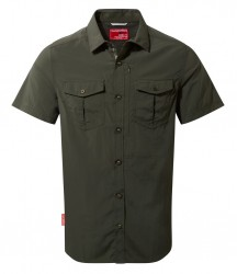 Craghoppers NosiLife Adventure Short Sleeve Shirt image