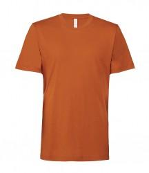Image 3 of Canvas Unisex Crew Neck T-Shirt