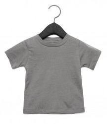 Image 3 of Canvas Baby Crew Neck T-Shirt