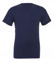 Image 5 of Canvas Unisex Jersey V Neck T-Shirt