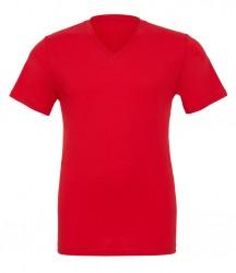 Image 6 of Canvas Unisex Jersey V Neck T-Shirt