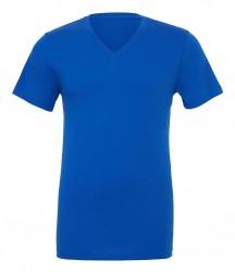 Image 7 of Canvas Unisex Jersey V Neck T-Shirt