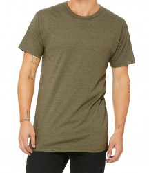 Image 4 of Canvas Long Body Urban T-Shirt