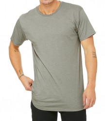 Image 5 of Canvas Long Body Urban T-Shirt