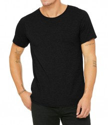 Image 3 of Canvas Unisex Raw Neck T-Shirt